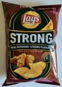 Pepsico Lay's Strong Hot Chicken Wings
