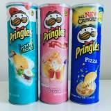 Pringles asiatisch: Spiegelei - Chicke Pops-Pizza 110G
