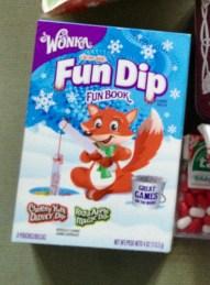 Wonka Fun Dip Fun Book Cherry Yum Diddl Dip und Razza Apple Magic Dip