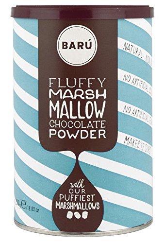 Baru Fluffy Marshmallow Chocolate Powder Dose