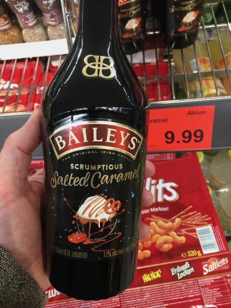 Baileys Scrumptious Salted Caramel