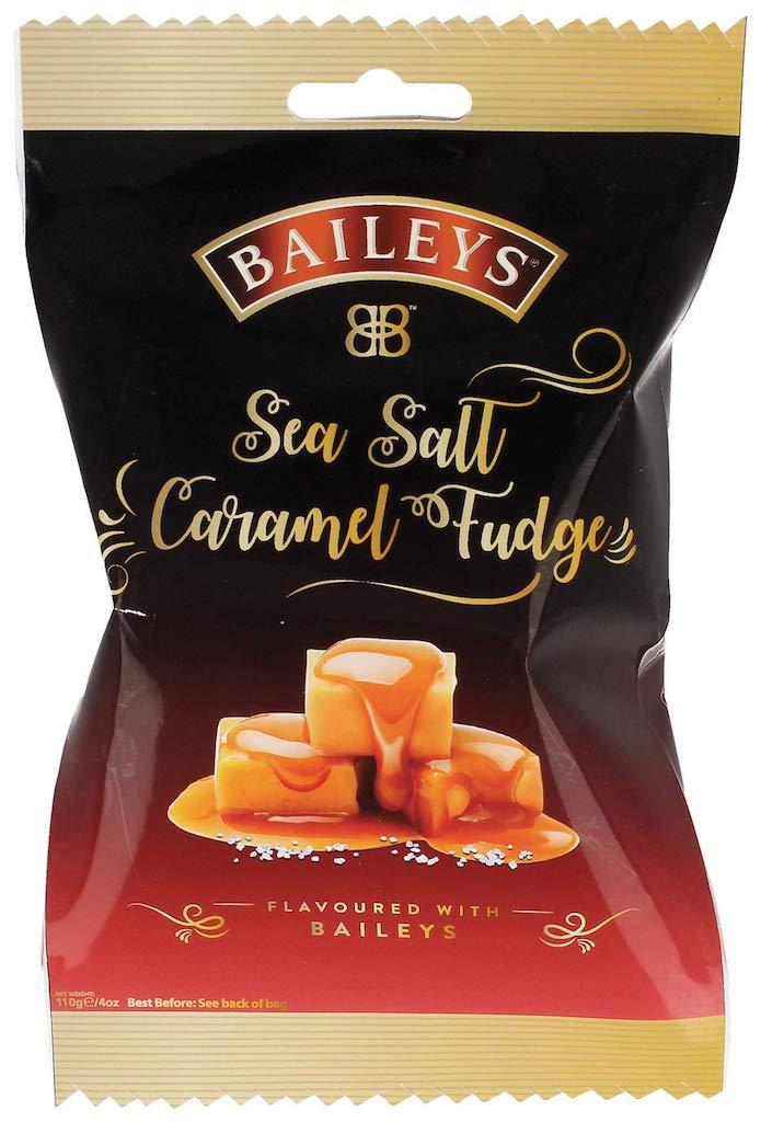 Baileys Sea Salt Caramel Fudge flavoured with Baileys 110G