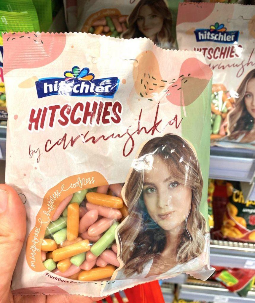 Hitschler Hitschies Influencerin
