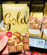 Schogetten Selection Gold Salz-Karamell-Crisp