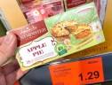ALDI Westminster Apple Pie Teebeutel 25er