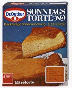 Dr Oetker_1971_Backmischung Sonntagstorte Käsetorte