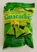 El Sabroso Original Guacachips Guacamole 85G