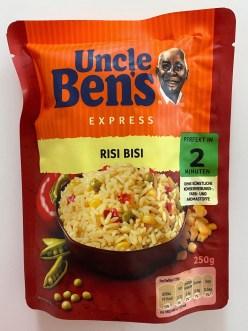 Mars Uncle Ben's Express Risi Bisi 250G