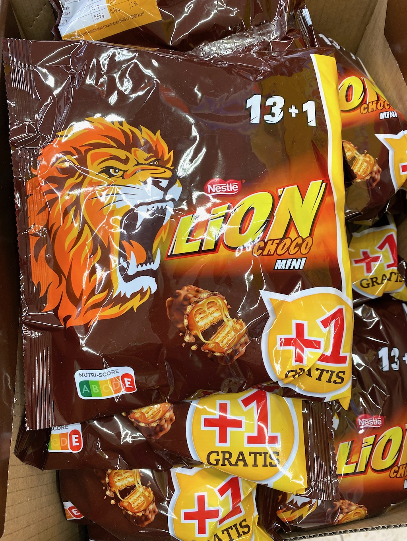 Nestlé Lion Choco mini 14er Beutel