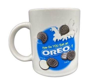 Oreo Kaffeebecher