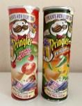 Pringles 2 Presents with every Tube-Aktion Tomato+Mozzarella-Peperoni 170G