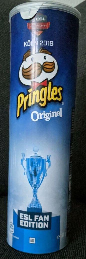 Pringles Original Blau Köln 2018 ESL Fan Edition
