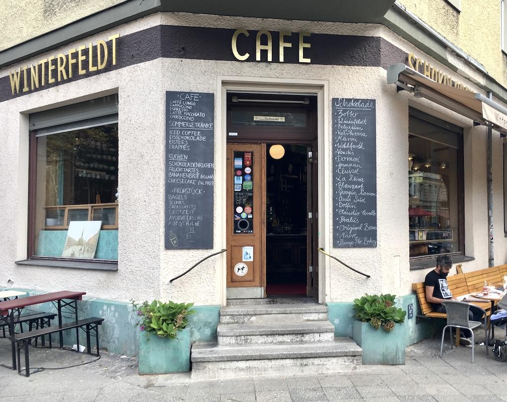 Winterfeld Café und Schokoladen