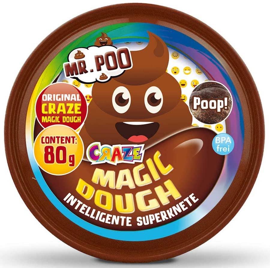 Mr. Poo Magic Dough Knete