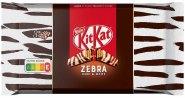 Nestlé Kitkat Zebra Dark+White 3x42 Gramm