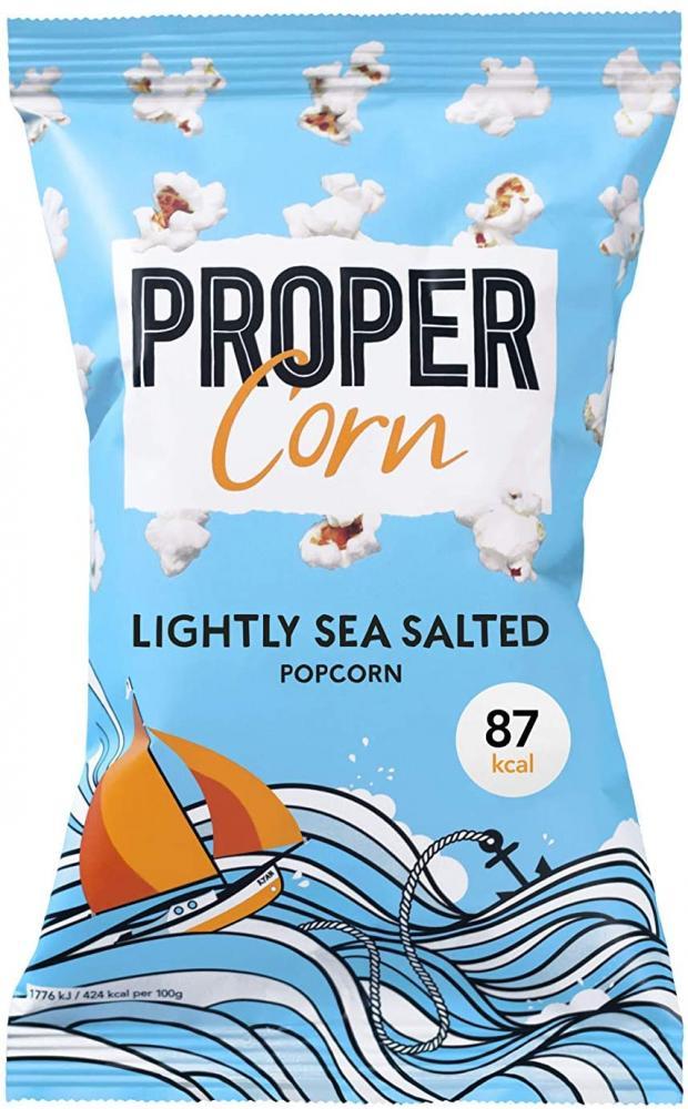 Propercorn Lightly Sea Salted 20g