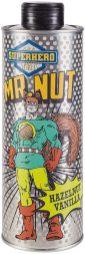 Mr. Nut von Superhero Spirit: Haselnuss-Vanille-Likör.