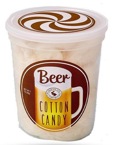 Beer CottonCandy Zuckerwatte