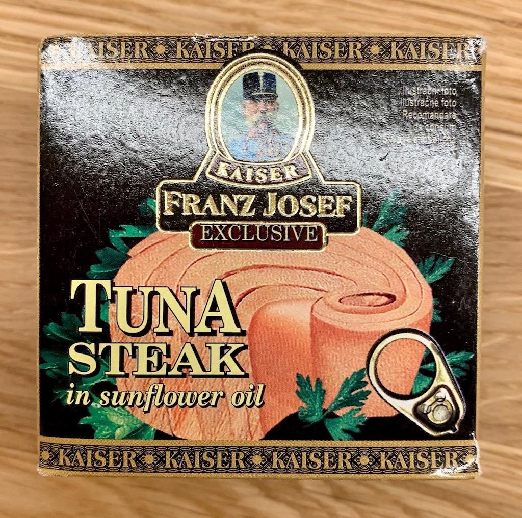 Kaiser Franz Josef Exclusive TunaSteak Thunfisch