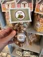 Popcorn Bakery Dark Mint Popcorn