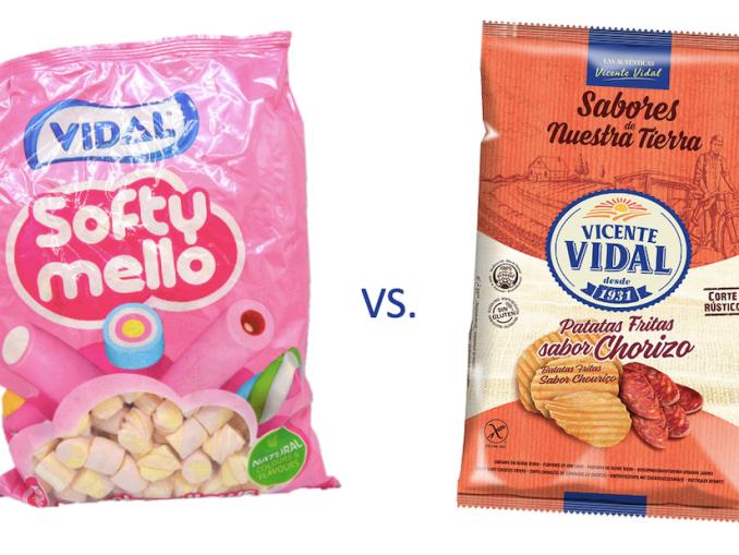Vidal aus Spanien vs Vidal aus Spanien