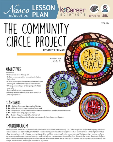 The Community Circle Project - Lesson Plan Volume 124