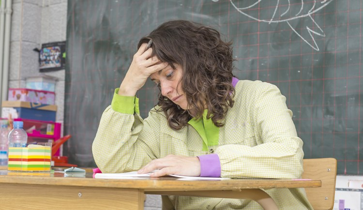 Many teachers feel like they're doing two jobs right now, serving both in-person and virtual students, so naturally, there's going to be more prep time, and stress, involved.