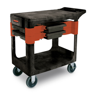 Support your art program with ESSER funds by purchasing the Rubbermaid® Art Cart