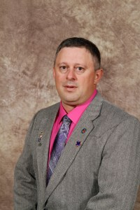 Southwest Area Executive, Jay Goff