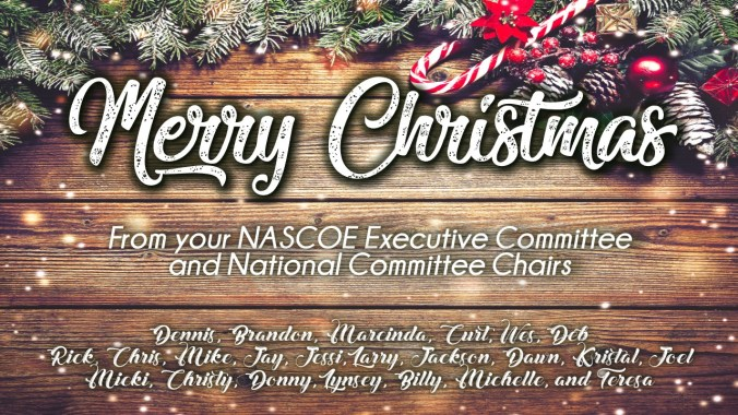 2017 NASCOE Christmas Greeting