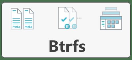 btrfs logo