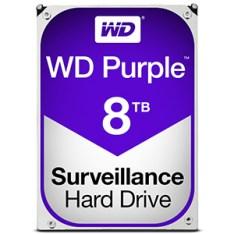 WD Purple 8TB Surveillance Hard Drives for CCTV
