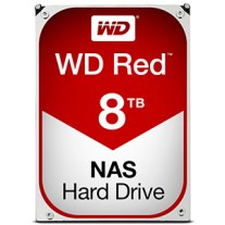 WD Red NAS 8TB Hard Drive for Network Attached Storage