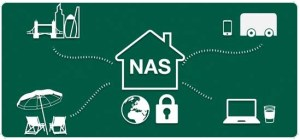 How can I access my NAS - Where can I access THE nas