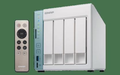 The QNAP TS-451A USB 3.0 DAS and NAS Walkthrough and Talkthrough with SPAN 1