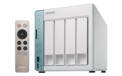 The QNAP TS-451A USB 3.0 DAS and NAS Walkthrough and Talkthrough with SPAN 1