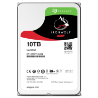 The Seagate 10tb Ironwolf NAS for Network Attached Storage Servers and NAS Solution Drives