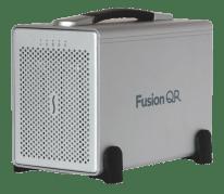 The Sonnet Fusion QR 4-Bay DS400 Unboxing, Walkthrough and Talkthrough 3