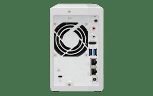 The QNAP TS-251A 2-Bay USB 3.0 DAS and NAS Walkthrough and Talkthrough with SPAN 7