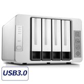 TerraMaster D4-310 USB3.0 Type C NAS DAS RAID Enclosure for HDD and SSD