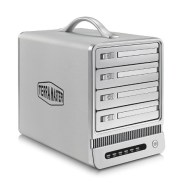 TerraMaster F4-NAS storage server - NAS & storage servers RAID 5 Storage Enclosure HDD and SSD