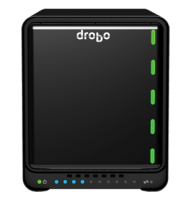 The Drobo 5N NAS 5-Bay DRDS4A31 Unboxing and Walkthrough 1