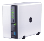 The Synology DS209 NAS Server 3rd Generation Network Attached Storage Server