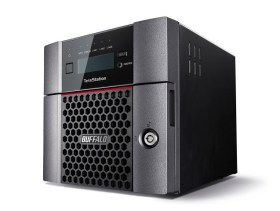 The TeraStation 5210DN 2-Bay NAS server for home and business 1