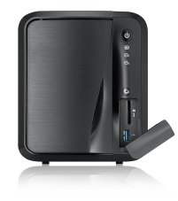 Zyxel NAS520 2 Bay Personal Cloud NAS Storage (1.2 GHz Dual-Core CPU) 2