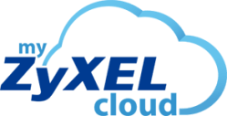 Zyxelmycloud my software NAS logo