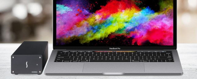 Sonnet Echo Express SEL Thunderbolt 3 ThunderLok PCIe Card for MacBook Pro COMPATIBILITY