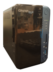 The QNAP TS-253B NAS 2, 4 and 8Bay Exclusive NAS News for 2017