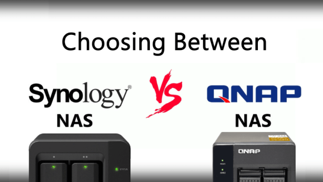 Best Nas Hard Drive 2020 Synology or QNAP NAS   Which to Buy in 2019/2020?   NAS Compares