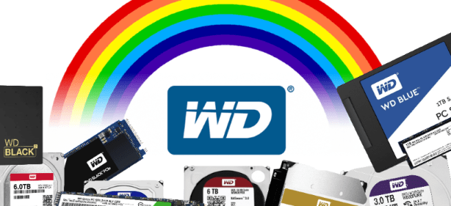 Wd green vs wd blue